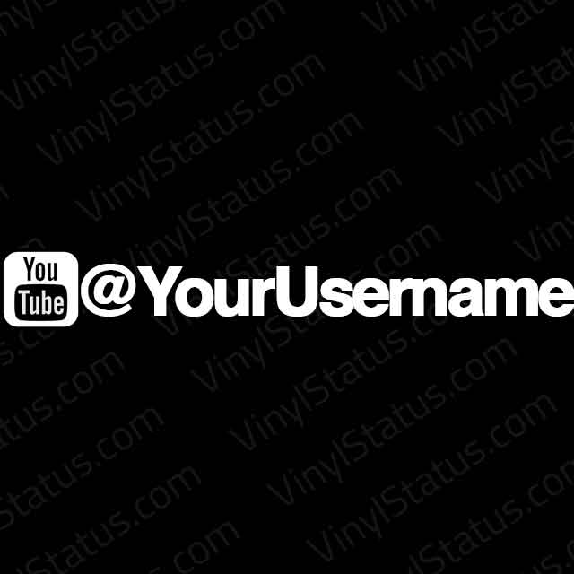 15aa5b8691a045 Custom YouTube Channel Decal